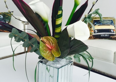 orchid corporate flowers