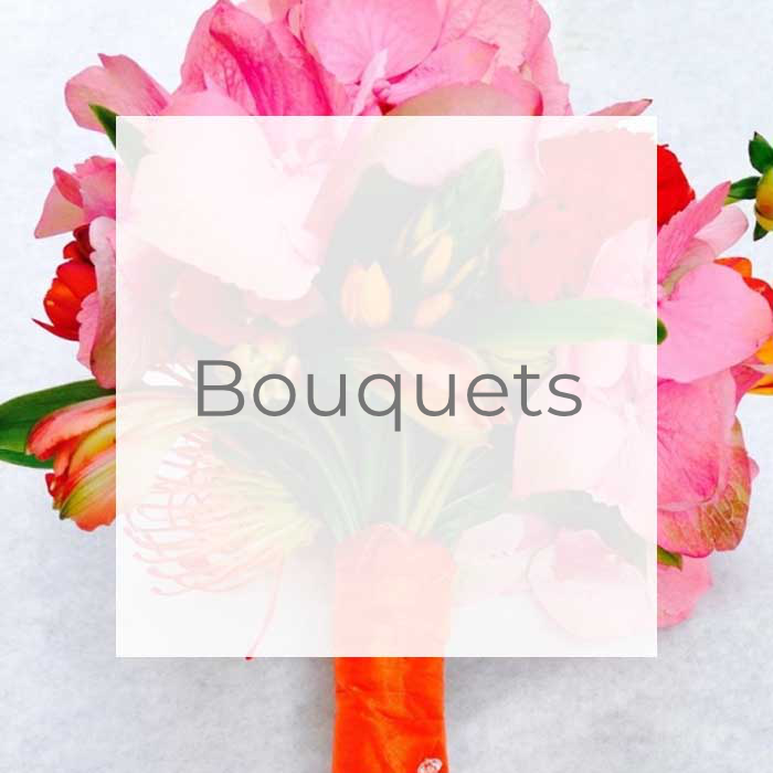Bouquets for all occassions